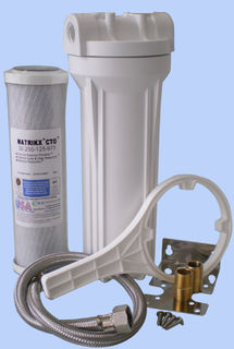 Water Filter Inline to Kitchen Faucet CTO/2®