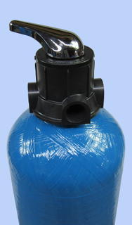 Alpine Pure 940 GAC Backwashable Water Filter with Manual Valve