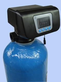Alpine Pure 940 GAC Backwashable Water Filter with Auto Valve
