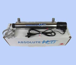 Viqua H₂o Uv1 Under Sink Uv Steriliser System With Filters