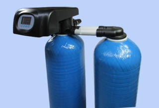 Alpine Pure Twin Alternating 1252 Water Softener
