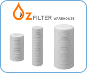 Polyspun Filter Cartridges - Alpine Pure Gradient Density - NSF Approved