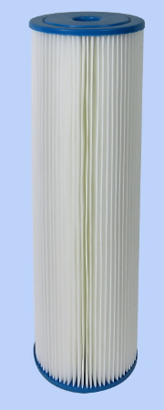 20 Quot X 4 188 Quot Big Polypleated Filter Cartridge 20 Micron