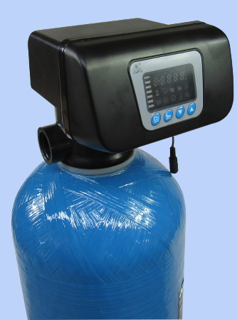 Alpine Pure 940 Gac Backwashable Water Filter With Auto