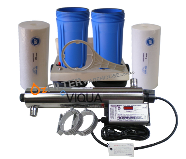 Viqua VH410 - 10 inch Big Blue Kitset Package Deal