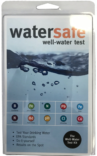 Watersafe® Drinking Water Test Kit for Bore Water